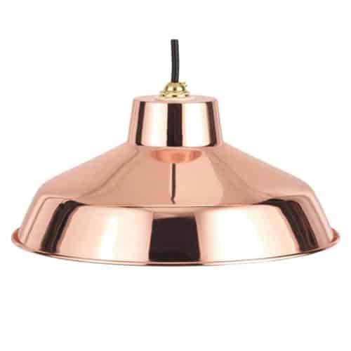 Copper Retro Lamp Shade