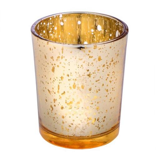 Champagne Gold Votive