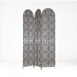 Wrought Iron Moroccan Screens
