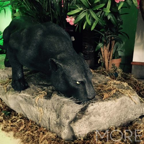Black Panther Prop
