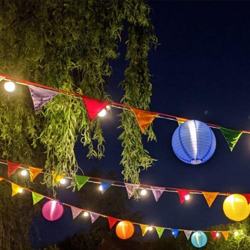 Outdoor Paper Lanterns 30cm-40cm