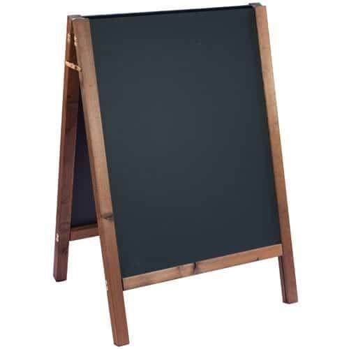 A Frame Chalk Board