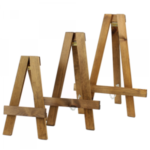 A5 Wooden Table Top Easel